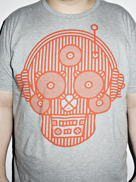 T-Post t-shirt issue 84