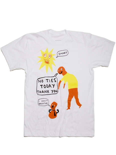 T-Post t-shirt issue 31