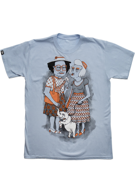 T-Post t-shirt issue 65