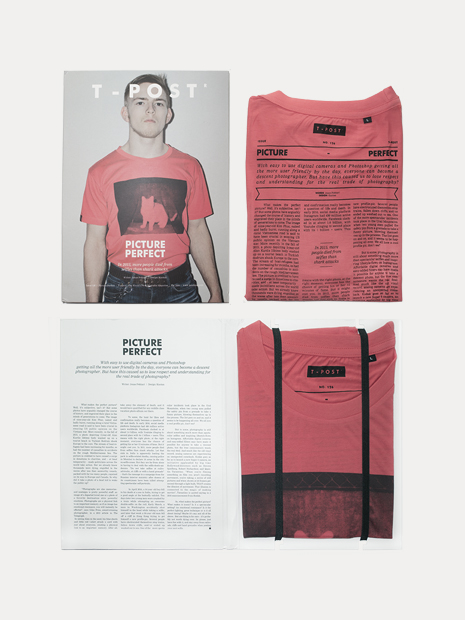 T-Post t-shirt issue 126